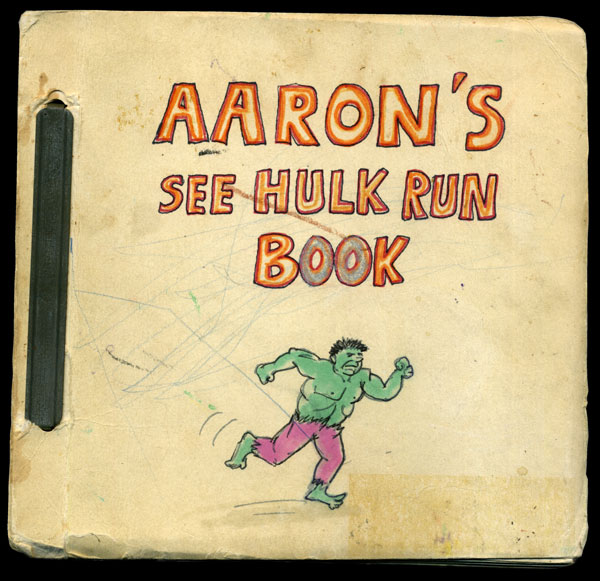 Aaron's See Hulk Run Book