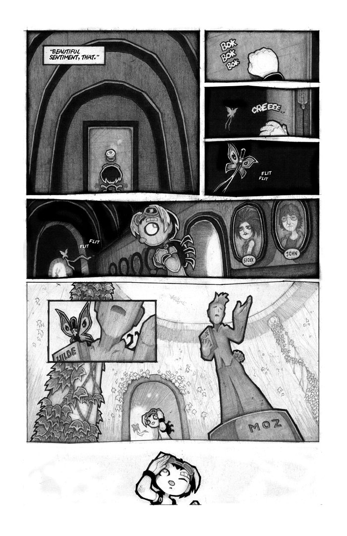 WORKING THROUGH THE NEGATIVITY (PAGE 108)