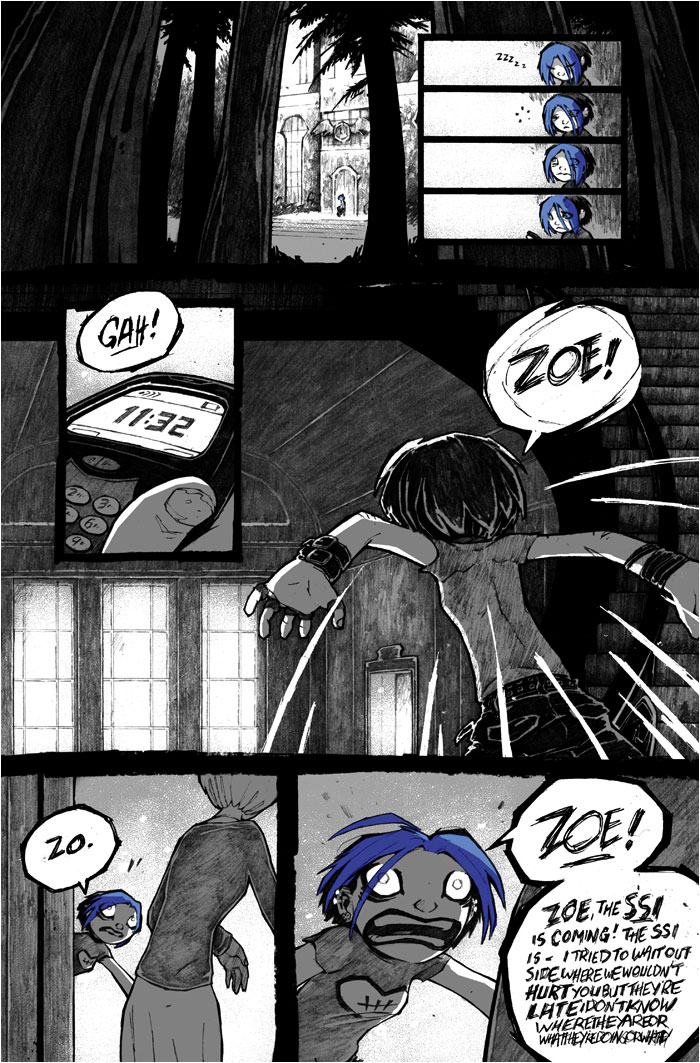 GOODBYE CRESTFALLEN (PAGE 092)