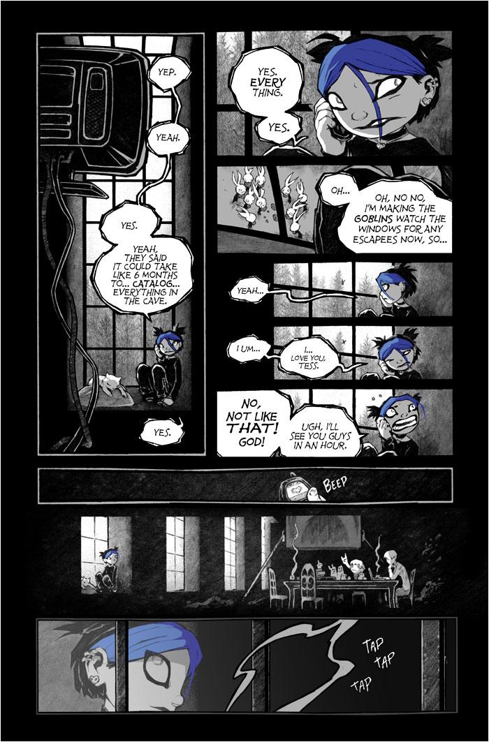 GOODBYE CRESTFALLEN (PAGE 121)